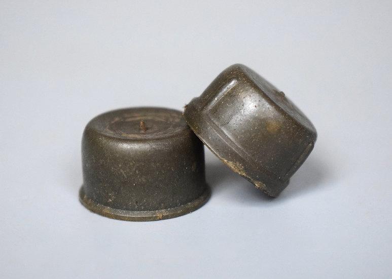 MP40 rubber muzzle caps