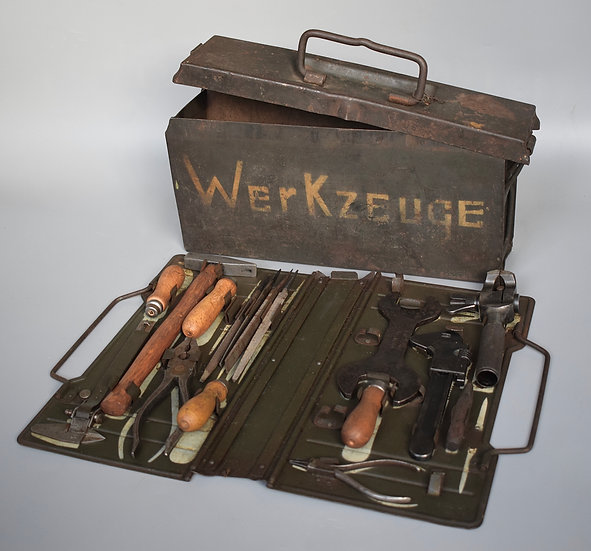 MG34/42 Kl. Wffm. Werkzeug tool kit 'ave 44 H'