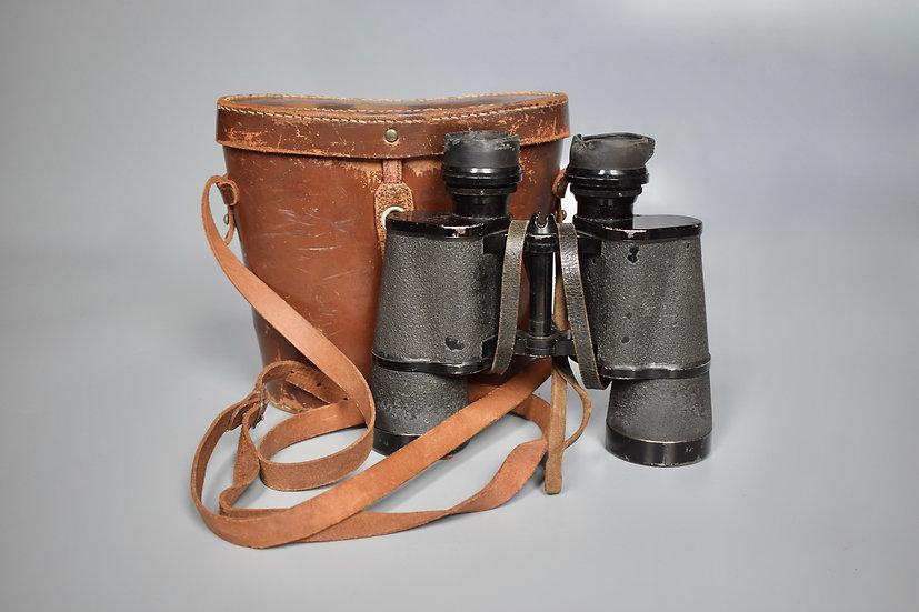 Zeiss 7x50 Kriegsmarine gas mask binoculars 'blc'