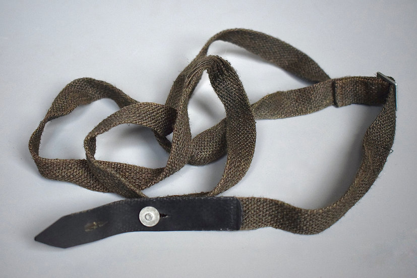 Long gas mask canister strap 'ebd 44'