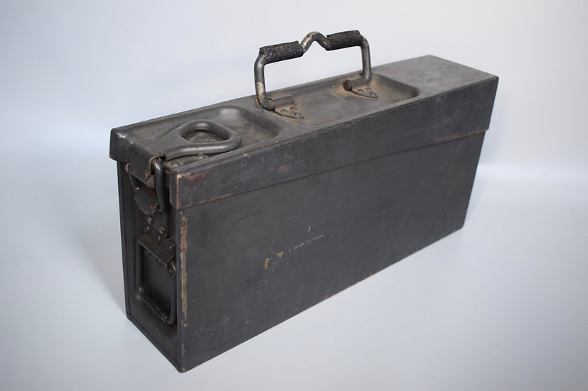 MG34/42 steel ammo box '1941 WaA'
