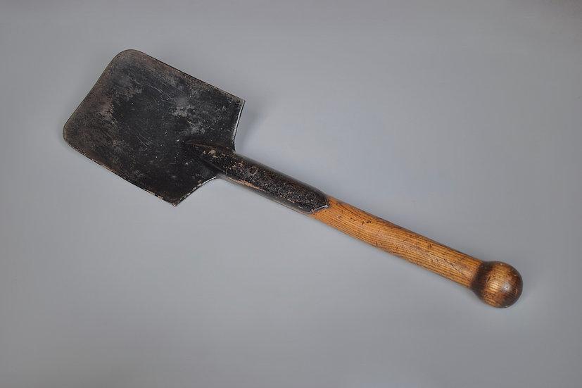 Pre-war straight shovel 'Kjellberg Maschinen 1937'
