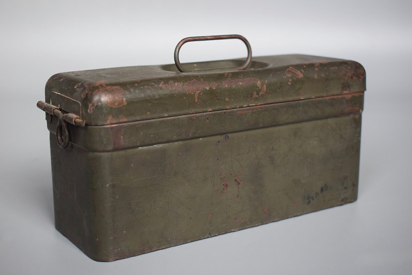 MG34/42 spare parts tin 'jvn 43'