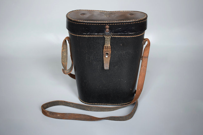 Leitz 'beh' 7x50 KM U-boat leather case
