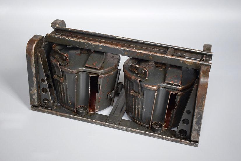 MG34/42 drum set 'hqu43' + carrier '959 43'