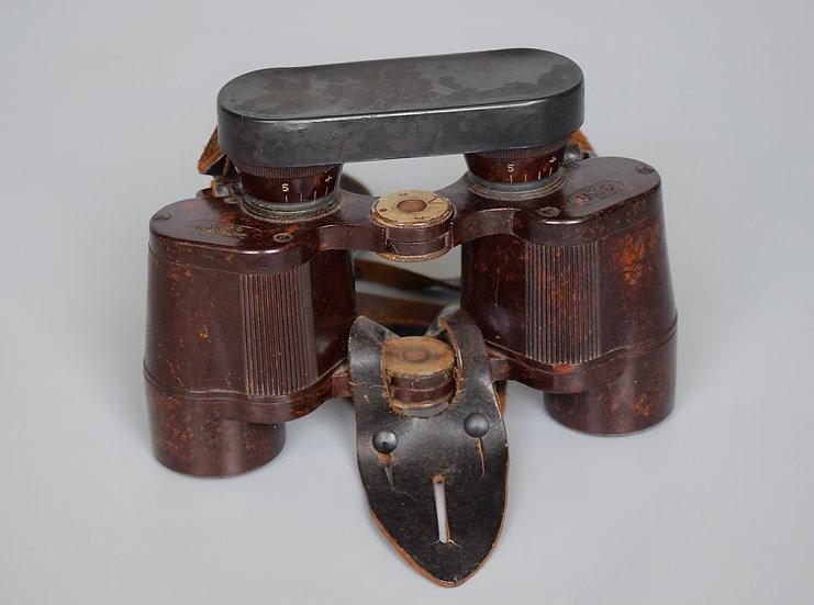 Late-war Bakelite 6x30 Dienstglas 'cxn'