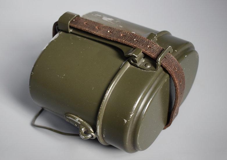 M31 aluminium mess kit 'FWBN' + strap