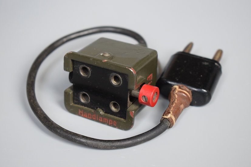 Handlampe lighting switch