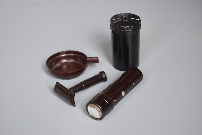 Bakelite personal items