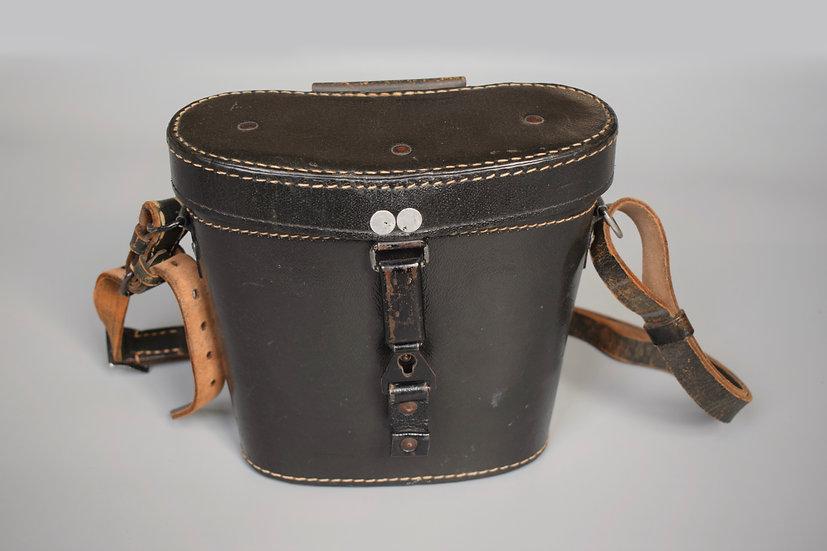 7x50 / 10x50 Presstoff binocular case 'hte 1942' + shoulder strap