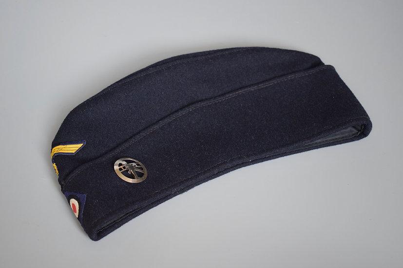 Kriegsmarine U-boat Bordmutze cap 'Heinrich Balke 1941' + U-575 emblem