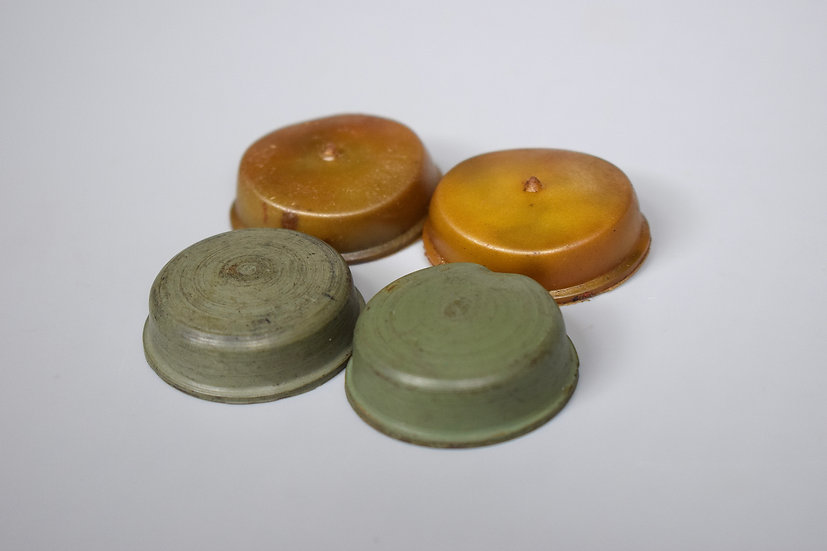 MG34/42 rubber muzzle covers