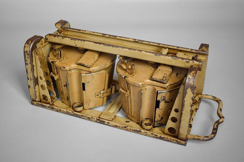 MG34/42 drum set 'ddf' + carrier 'euh 43'