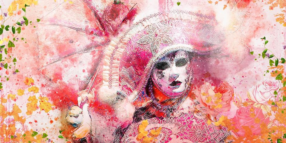 Spring Masquerade Tea - cancelled due to coronavirus