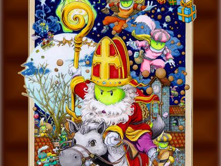 Sinterklaas kapotje