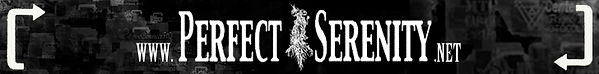 Banner van www.perfectserenity.net