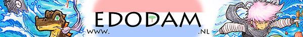 Banner van www.edodam.nl