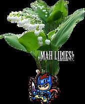 Conan's lilies