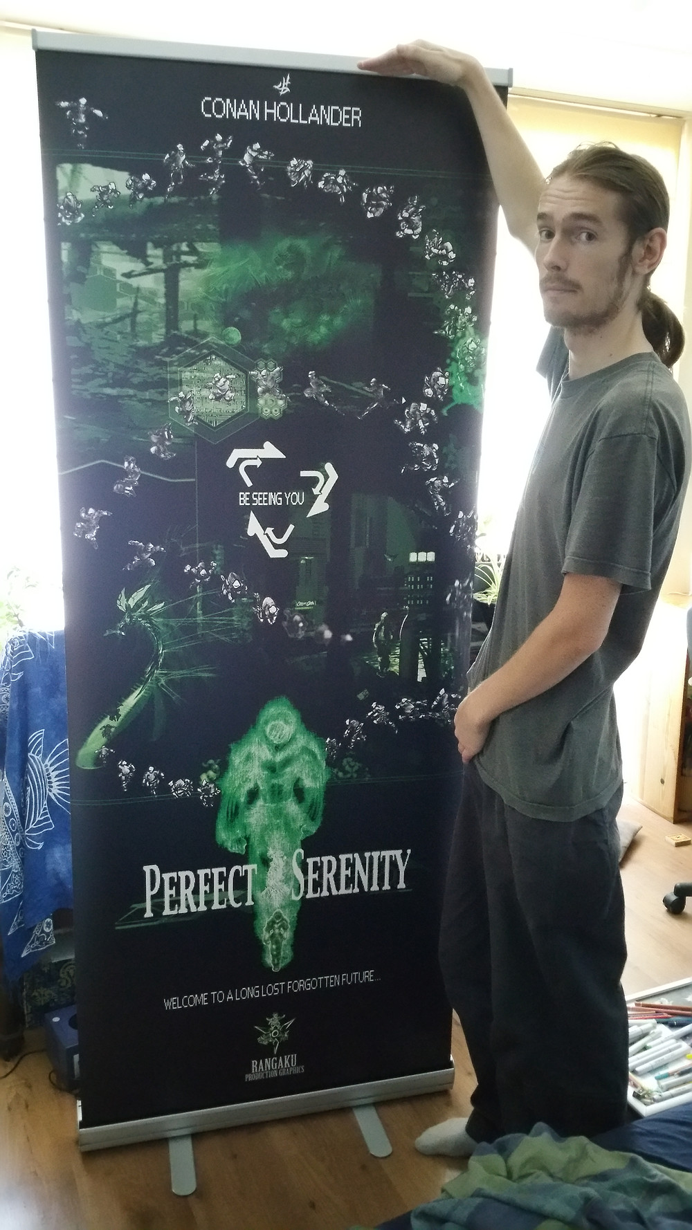 Perfect Serenity banner