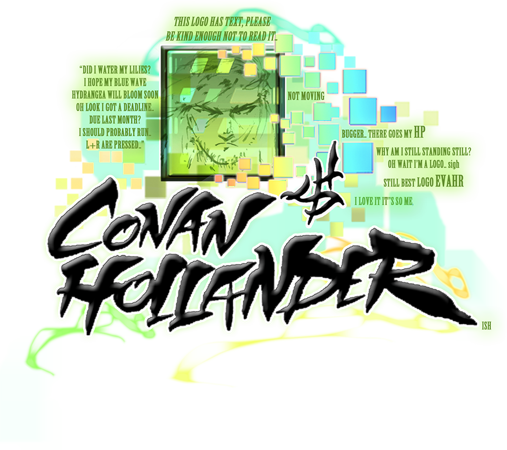 Conan Hollander Logo