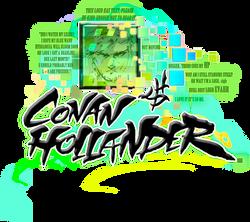 Conan Hollander Logo