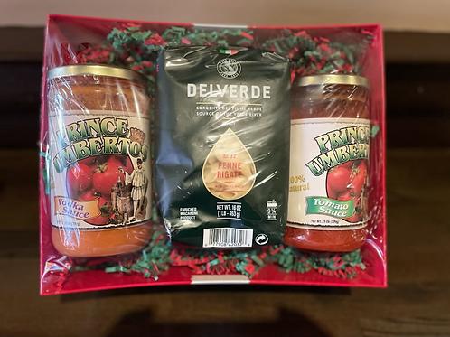 Holiday Gift Baskets (Pasta Small)