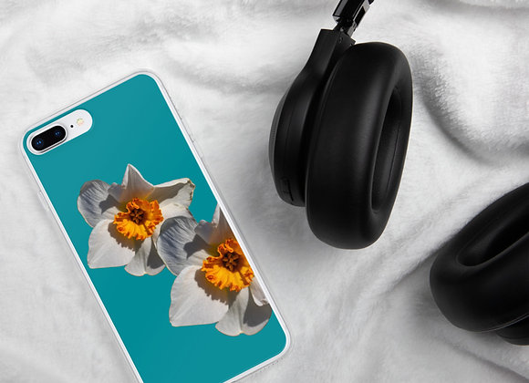 iPhone Case Daffodil Blue