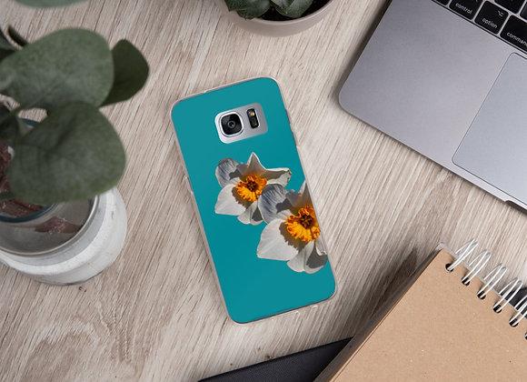 Samsung Case Daffodil Teal