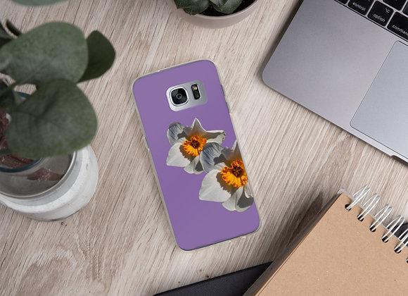 Samsung Case Daffodil Lavender