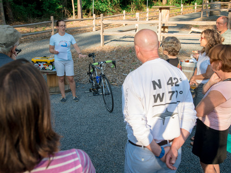 """Basic Bike Maintenance and Roadside Repair Workshop"" -The Recap"