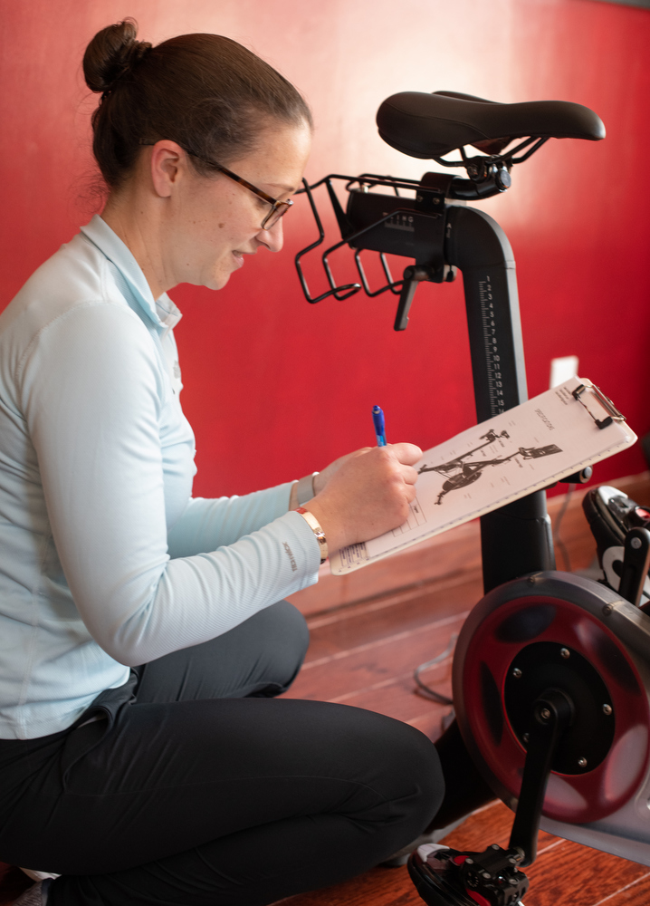 Peloton Bike Fit Measurements