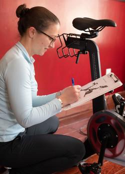 Peloton Bike Fit Measurements