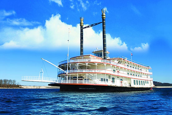 steamboat cruise, table rock lake cruises