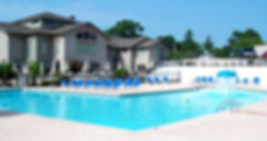 outdoor pool, resort water park, branson condo rentals