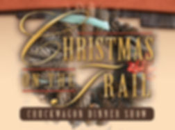 chuckwagon dinner show, trail of lights, Branson Christmas show