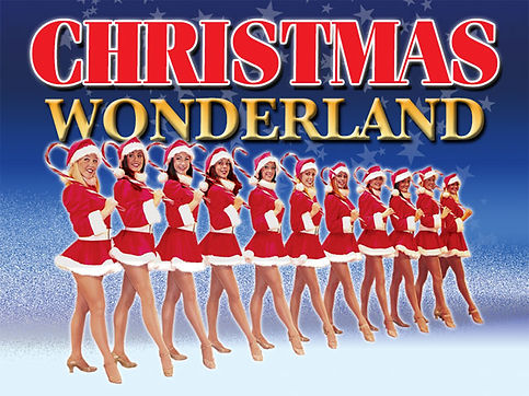 Christmas in Hollywood, Branson Christmas Show, Branson showgirls, Branson santa, Branson MO Christmas, Branson dancers
