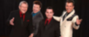god and country theatre, branson quartet