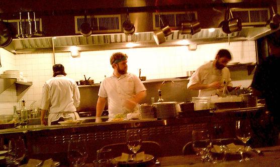 italian kitchen, BBQ chefs