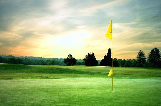 sunset in branson missouri, 18 hole course, zosia fairways