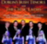 celtic ladies, the twelve irish tenors, kings castle theatre, dublin