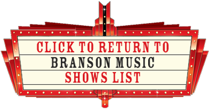 Branson 2015 music show, Branson music shows