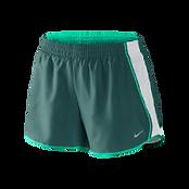 athletic shorts, screen printed