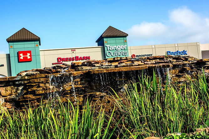 tanger outlet mall, branson shopping