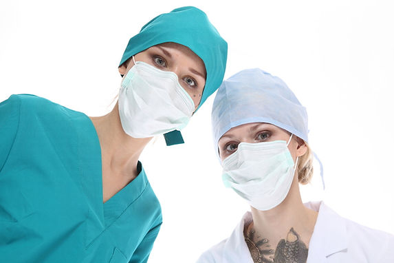 tattooed and employed, people with piercings, tattooed nurse, tattoos in the workplace