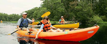 activities, kayakying, canoe tour