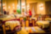 dining room lobby