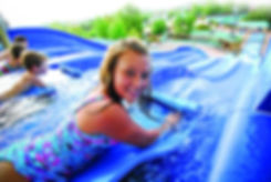 waterpark slide, best water parks in branson, branson vacation packages