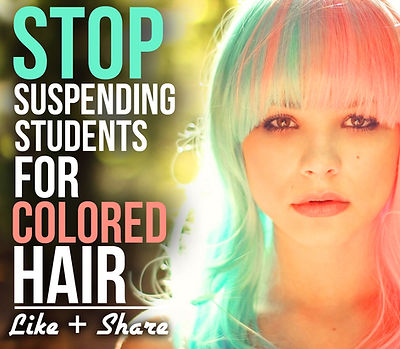 school appropriate hair colors, stapaw, pink hair, ISS, school hairstyle ideas