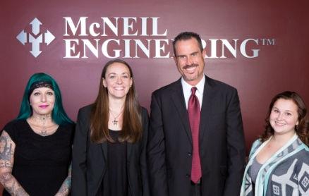 mcneil engineering, sandy utah