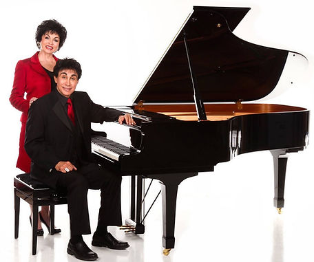 Branson music shows, dino kartsonakis piano, cheryl kartsonakis